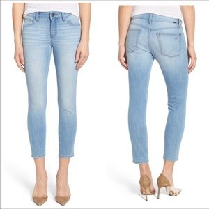 DL1961 Florence Cropped Instasculpt Skinny Jeans